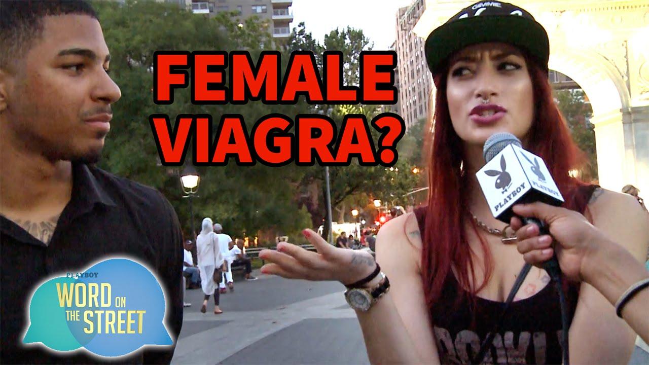 Why No Female Viagra
