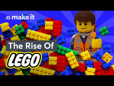 LEGO's Comeback: From Nearly Bankrupt To $6 Billion