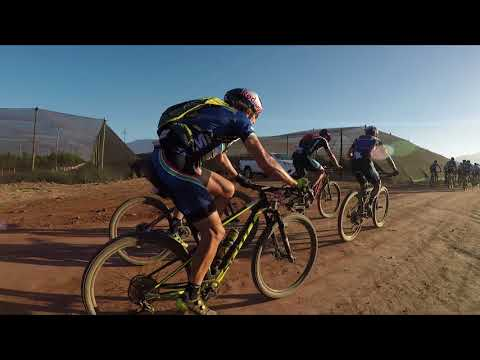 Kienle and Hoffman Take On the 2018 Absa Cape Epic: Stage 2