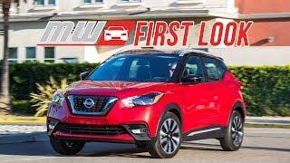 2018 Nissan Kicks | First Drive