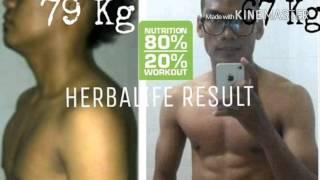 Cara diet Herbalife Andi HP 081337388857