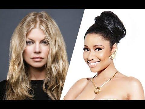 Nicki Minaj x Fergie - Fergalicious Anaconda (Fergalicious + Anaconda)