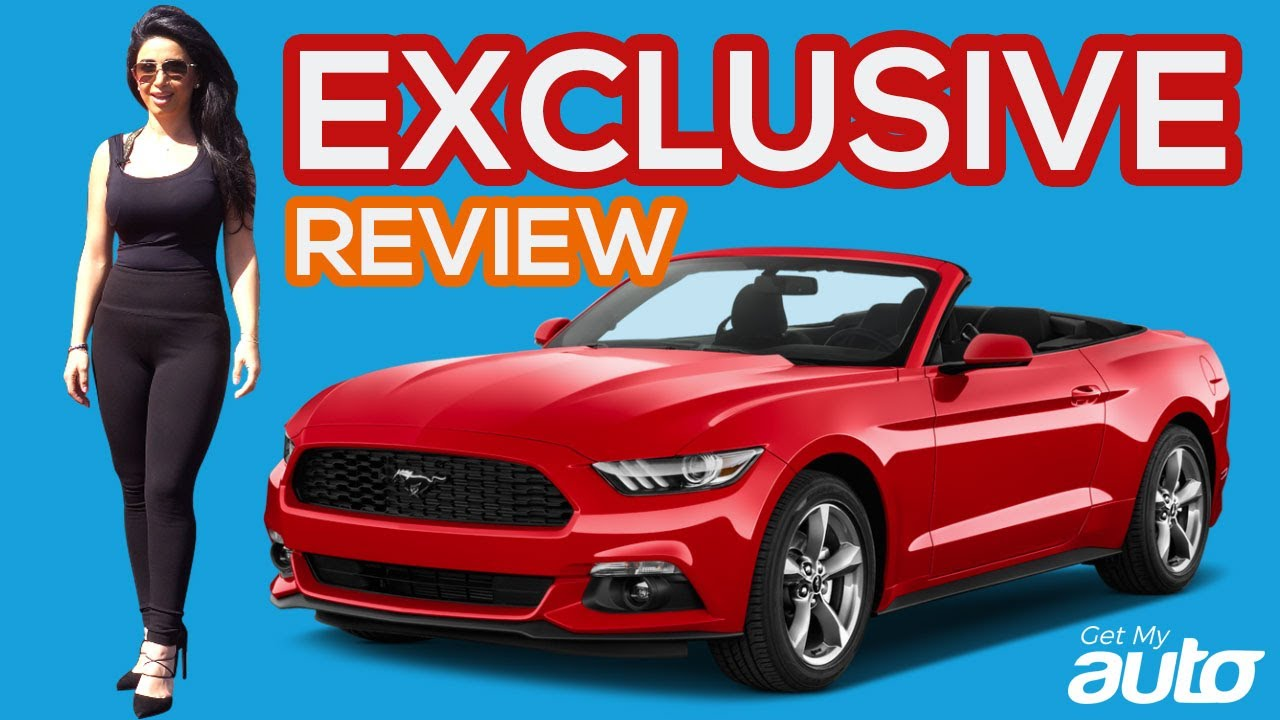 2017 Ford Mustang Tips For Buying A Used Car From Get My Auto - YouTube