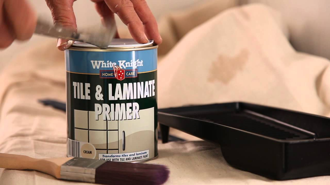 How To Paint Ceramic Tiles Youtube