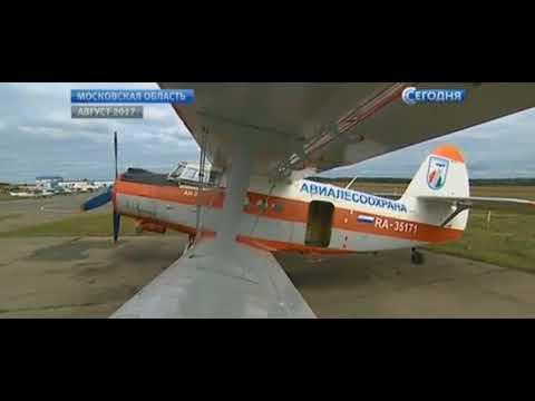 Корреспондент НТВ незадолго до катастрофы снимал репортаж на разбившемся Ан-2