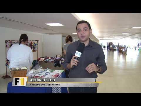 Uenf 24 anos - Telejornal Folha 1