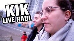 KIK Live Haul / 7.2.20 / Frau_sein