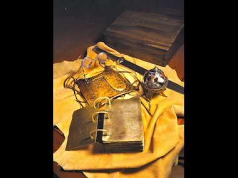 The Golden Plates of Moroni (Mormonism)