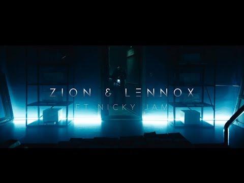 Mi Tesoro - Zion & Lennox ft Nicky Jam (LETRA)