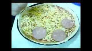 Приготовление теста и пиццы