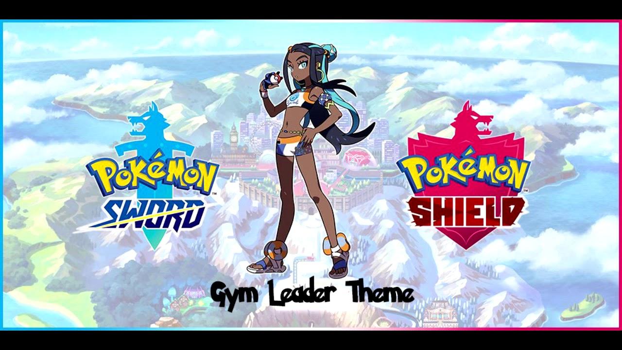 Pokemon Sword Shield Gym Leader Theme 1 Hour Extended Youtube