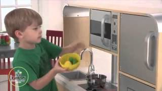 Childrens Cooking In The Kitchen The Ultimate Kidkraft Play Kitchen Toy Kids Education Toys