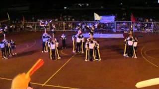 WMSU Palaro 2010 Cheerdance Competition - Juggernauts