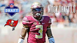 2018 NFL First Round Mock Draft    1.0