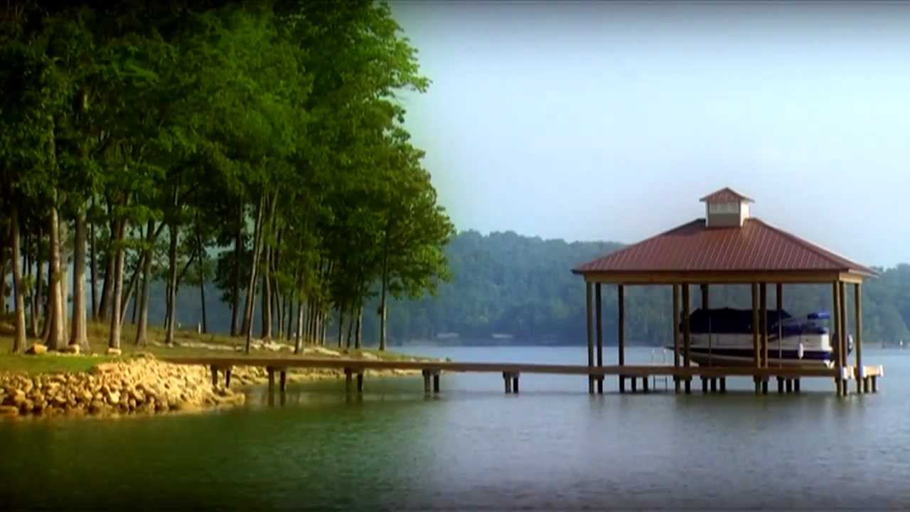 Lakefront Estates Gated Community In Watts Bar Lake Tennessee Youtube