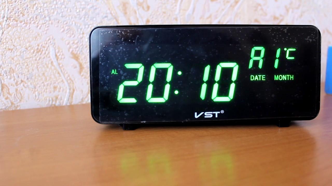28 май 2016. Купить http://optbaza. Od. Ua/electronic/elektronnye-chasy/chasy-vst-763-2/ в нашем магазине можно купить часы будильник фирмы vst.