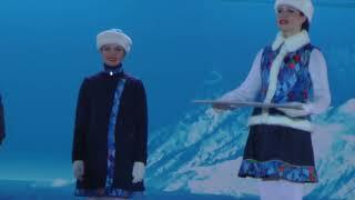2014年ソチオリンピック 男子フィギュアスケート表彰式 羽生結弦、金メ...