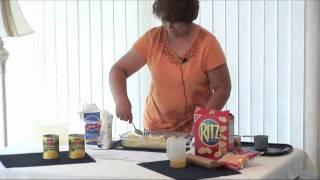 How To Make Pineapple Casserole