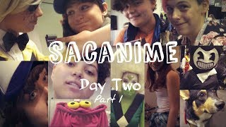 Sacanime 2017 - Day Two, Part One (Out in Daytime)