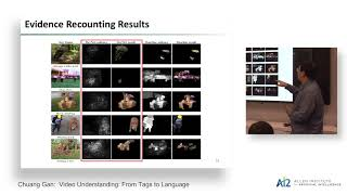 Chuang Gan: Video Understanding: From Tags to Language