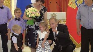 «Девочка успокоится, а вот Ангела Меркель еще поплачет»