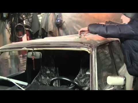 Ролик Замена лобового стекла Ваз 2107-2108,2114,2115 от Auto overhaul