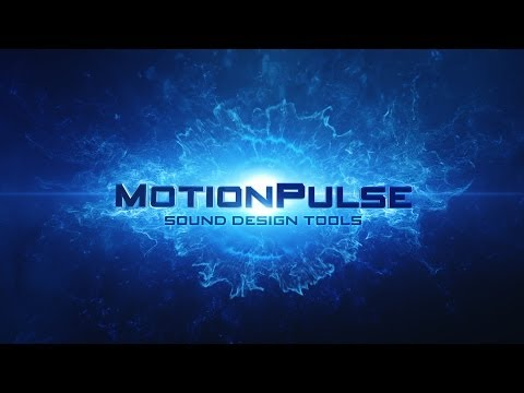 MotionPulse: Sound Design Tools - Trailer