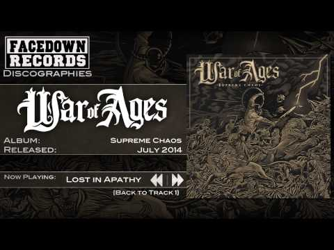 War of Ages - Supreme Chaos - Lost in Apathy