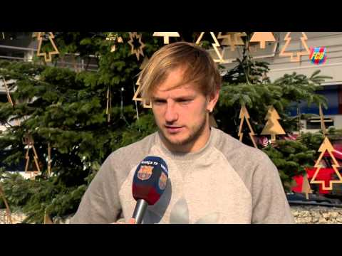Ivan Rakitic named Croatian Sportsman of the Year