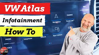 Infotainment How To - 2019 VW Atlas