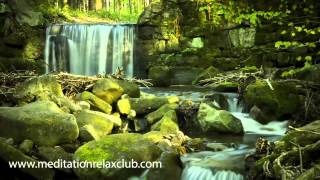 3 HOURS Relaxing Music with Water Sounds Meditation Songs, Yoga, Spa