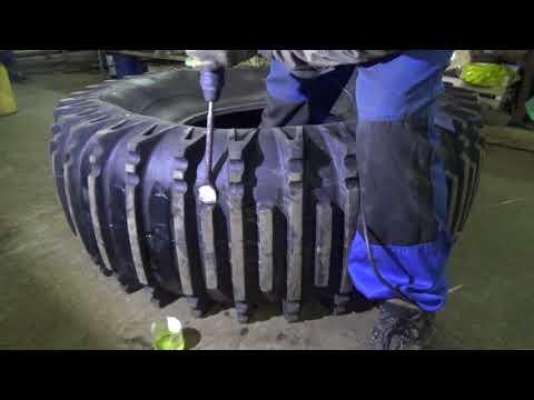 Видео шины низкого давления своими руками видео