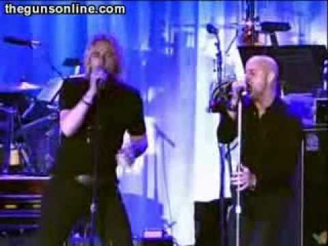"Chad Kroeger Daughtry And Slash "" Born On The Bayou """