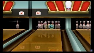 Wii Bowling 2! (With Screen Record)