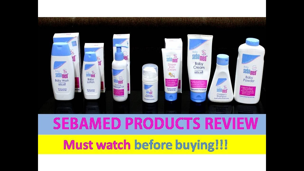 Sebamed Products Brand Review Baby Care Must Watch Diaper Rash Cream 100ml Before Buying Smilesnburps