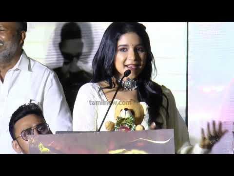 Sakshi Agarwal Speech @ Bagheera Trailer Launch