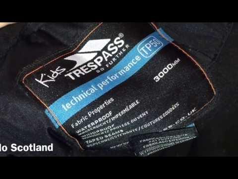 How to Fix Repair Rip Trespass Waterproof Coat Jacket Pants Gear With McNett Tenacious 2017 UK