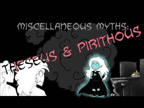 Miscellaneous Myths: Theseus And Pirithous