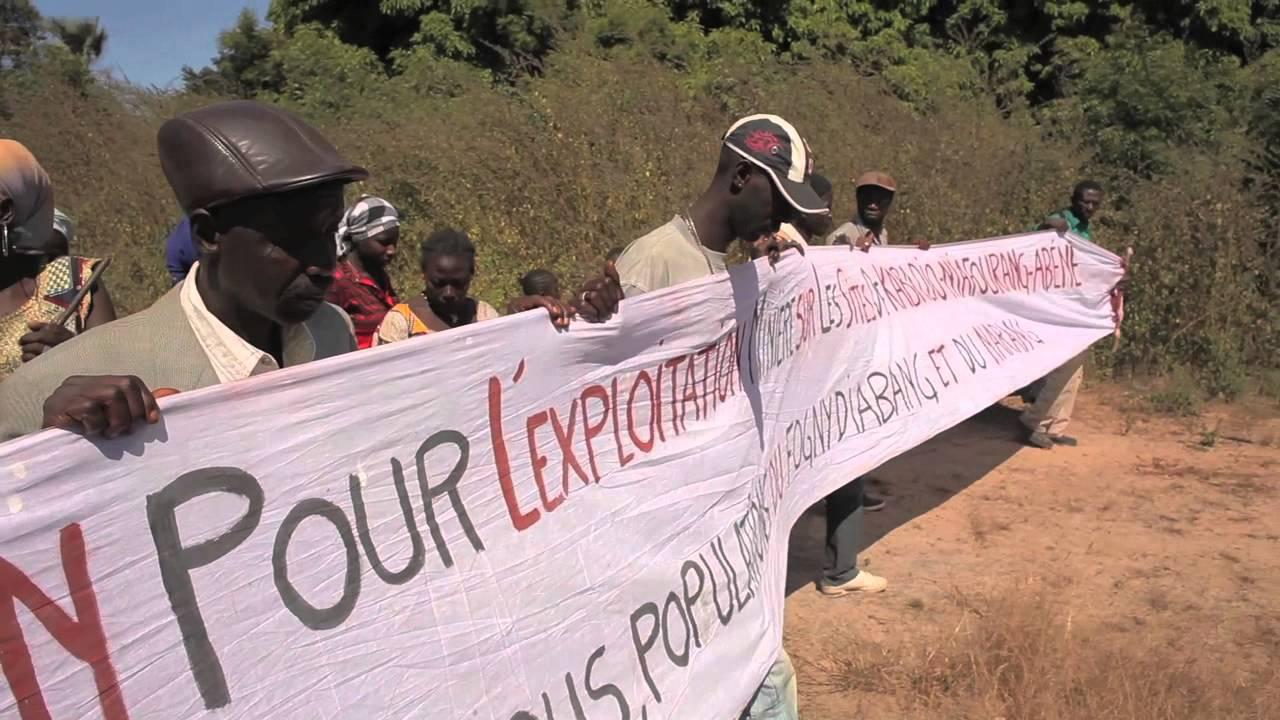 Signez la pétition - Casamance contre l'exploitation de zircon