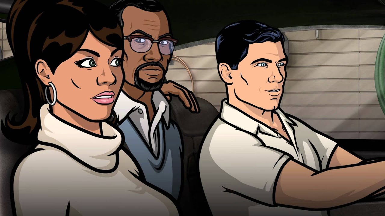 The kanes youtube - Archer episodes youtube ...
