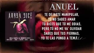 Ahora Dice Lyrics J Balvin, Ozuna, Cardi B, Offset, Anuel, Arcangel.mp3