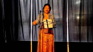 DuEwa Features at 100 Thousand Poets & Musicians for Change