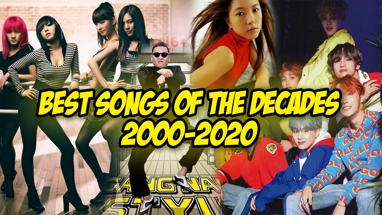 SONG OF THE DECADES (2000-2020) | KPOP COMPILATION