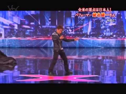 "America's Got Talent Winner ""Kenichi Ebina"" Interview 全米ナンバー1に輝いた日本人!"