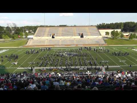 Baytown Sterling High School Band 2012