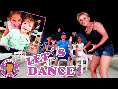 LET´S DANCE CHALLENGE | Familientanzabend | MILEYS WELT
