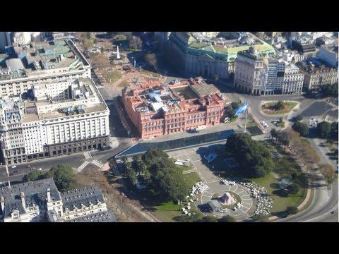 Buenos Aires desde el aire - Paseo en Helicóptero Robinson R44