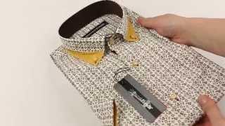 Стильная мужская рубашка Giovanni Fratelli Арт 20296-5(, 2015-04-11T16:39:17.000Z)