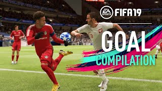 """FIFA 19   """"Wildfire"""" GOAL COMPILATION"""