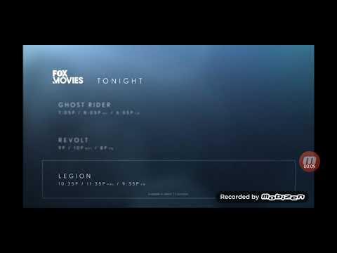 Iklan FOX Movies Asia - Tonight (7)